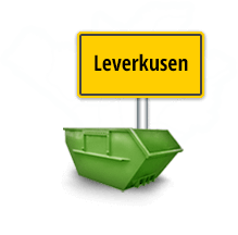 Containerdienst in Leverkusen